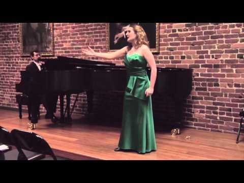 """Monica's Waltz"" (The Medium) Phenix Opera Musical Director - Osvaldo de Leon Davila Producer - Claudia Landivar"