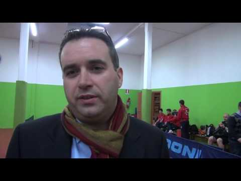 Preview video Tennis Tavolo: intervista a Luca Malucchi