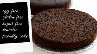 sugar and gluten free desserts recipes