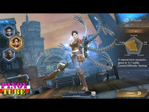 Alita Battle Angel Android Gameplay - Pinoytube
