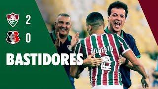 FluTV - Bastidores - Fluminense 2 X 0 Santa Cruz - Copa Do Brasil
