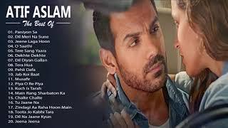 PANIYON SA ATIF ASLAM Best New Collection 💖 Atif Aslam Super Hits Songs Indian Songs