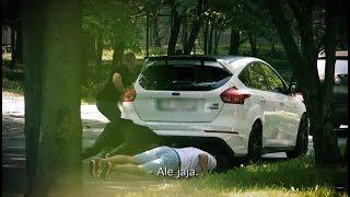 Zatrzymując kierowców pod pretekstem awarii kradli samochody! #Złodzieje