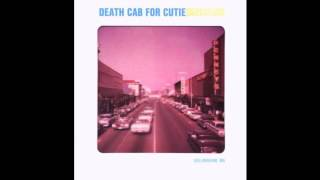 Death Cab for Cutie - Two Cars
