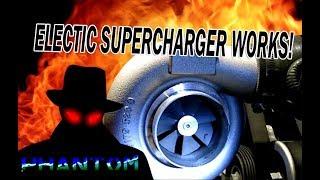 TorqAmp Electric Supercharger Product Video - Самые лучшие видео