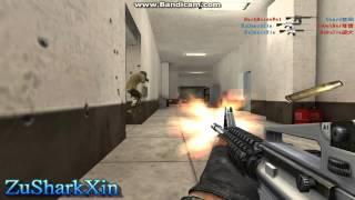 TSF ZuShark     ZuSharkXin 首部個人影片 M4A1UZI Player