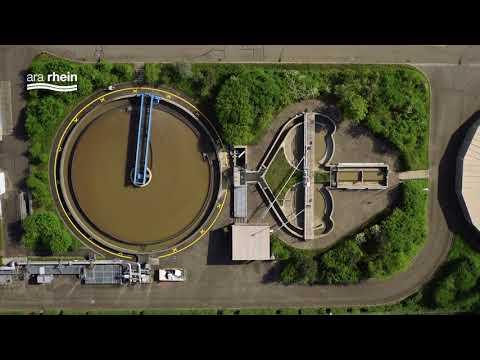 Reinigung von Gemeindeabwässern