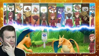 Super starke MEISTERTRAINER im Post Game?! Pokémon Let