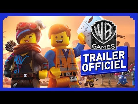 Trailer de lancement de La Grande Aventure LEGO 2 : Le Jeu Vidéo