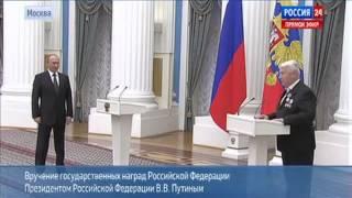 анекдот от Владимира Винокура на церемонии награждения 29.10.2013