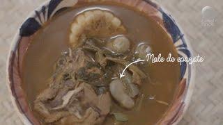 Tu cocina - Mole de epazote