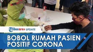 Apes, Kawanan Perampok Tak Tahu Bobol Rumah Pasien Positif Corona, Kini Harus Jalani Rapid Test