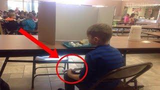 Mamá visitó a su hijo en la escuela. Luego vio lo que los maestros le habían hecho y se enfureció.