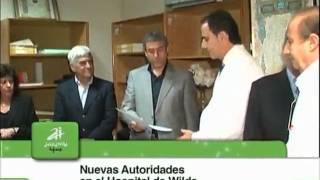 preview picture of video 'Nuevas Autoridades en el Hospital de Wilde'