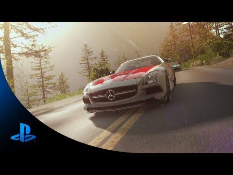 #DRIVECLUB - E3 Trailer (PS4) | E3 2013 thumbnail