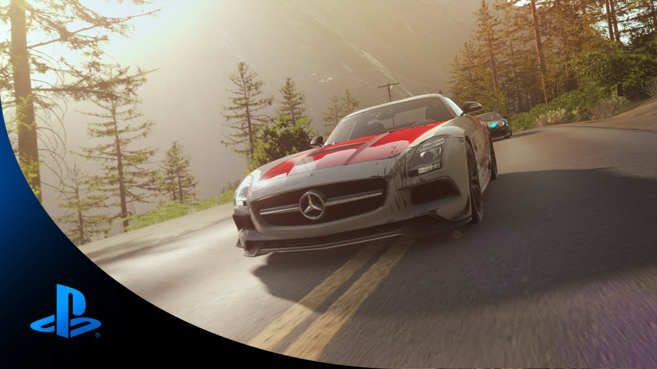 #DRIVECLUB – E3 Club Challenge + New Trailer