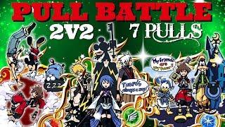 KH Union χ[Cross] Pull Battle Vs. Anthony ~ Key Art BBS