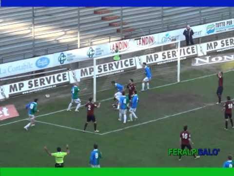 immagine di anteprima del video: REGGIANA-FERALPISALO´ 1-4