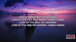 Akon - Como No ft.  Becky G  (Lyrics)