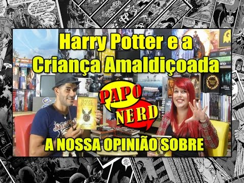 HARRY POTTER E A CRIANÇA AMALDIÇOADA - DICA DE LEITURA | #PN.88