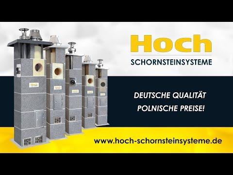 Montageanleitung - HOCH Schornsteinsysteme