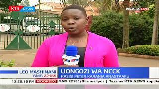 Baraza la Makanisa (NCCK) linakutana Limuru