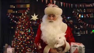 Поздравление Камиллы от Дедушки Мороза