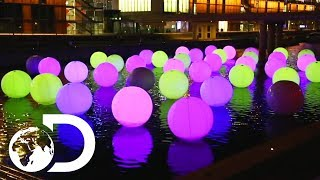 France's Festival Of Lights In Leon | How Do They Do It?