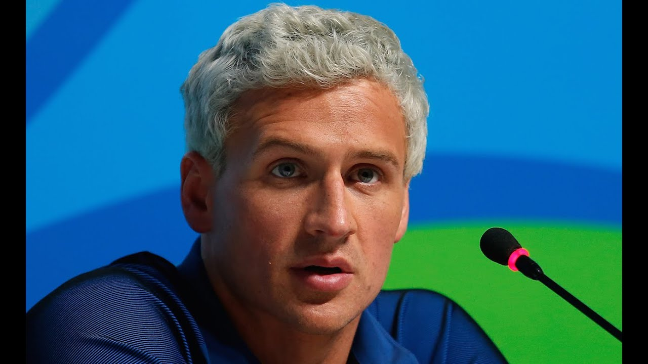 Olympic Swimmer Ryan Lochte Lied About Robbery thumbnail