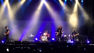 Riot Fest Chicago 2015 - The Academy Is... - Skeptics And True Believers