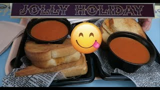 Trying Out Jolly Holiday Bakery | Disneyland June 2017 Day 4, Part 2