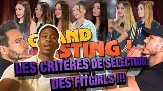 Bodytime Concours ! Les Critères De Sélection Des  Fitgirls !