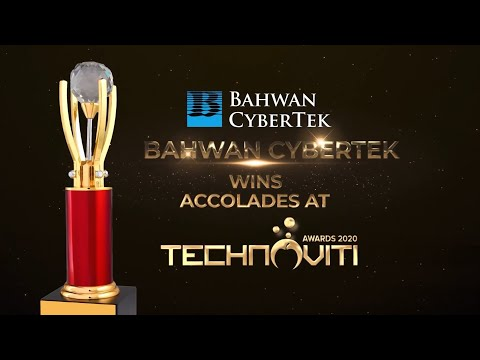 BCT Digital's Success Story | Technoviti 2020 Award for EWS product by Banking Frontiers