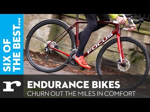 Six of the best Endurance bikes – Churn out the miles in comfort
