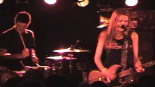 "Juliana Hatfield + band Live ""mabel"" 7/10/04"