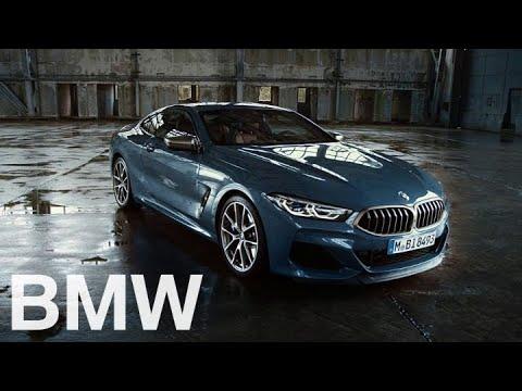 Bmw 8 Series G15 Купе класса A - рекламное видео 2