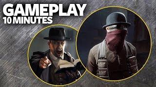 Vampyr Gameplay PS4 - Vampyr PC 10 Minute Gameplay (Developers Play)