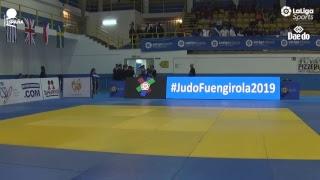 Cadet European Judo Cup Fuengirola 2019 - Mat 1 - Day 1
