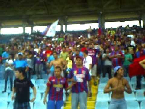 """Monagas Sport Club 04"" Barra: Guerreros Chaimas • Club: Monagas"