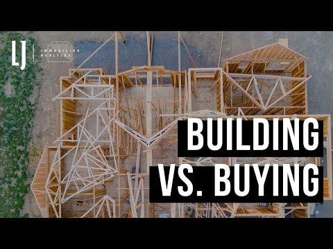 Buying vs. Building