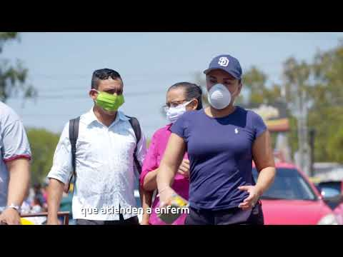 Recomendaciones para el uso de mascarillas ante el coronavirus en Nicaragua