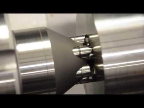 Neidlein Spannzeuge GmbH - FSB-4 Type Tırnaklı Punta İle İşleme