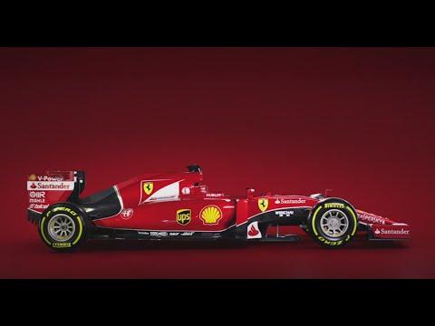 È nata la nuova Ferrari di Formula 1