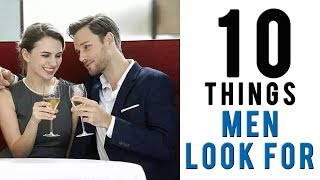 10 Things men like about  women -  HOW TO IMPRESS A GUY YOU LIKE