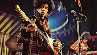 Jimi Hendrix - Purple Haze ( Lyrics )