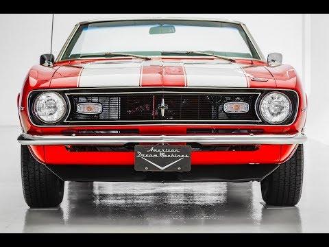 Video of '68 Camaro - LHQJ