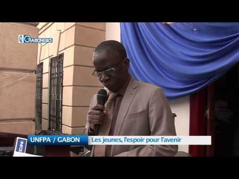 UNFPA / GABON : Les jeunes, l' espoir, pour l' avenir