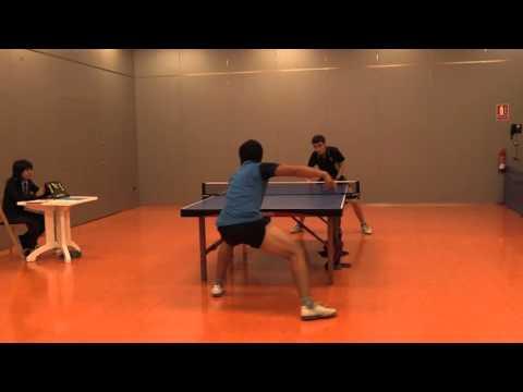 Tenis de Mesa 2ª Nacional CNP VS Oberena (3)