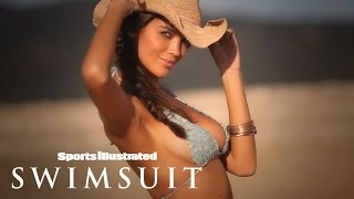 Natasha Barnard Up Close | Sports Illustrated Swimsuit