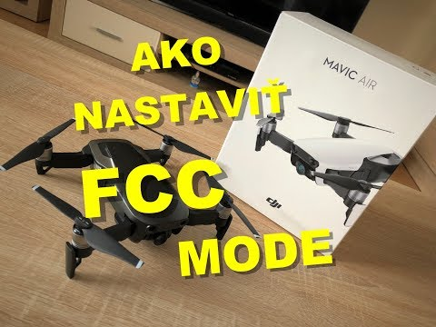 Dji Spark Fcc Mode Hack
